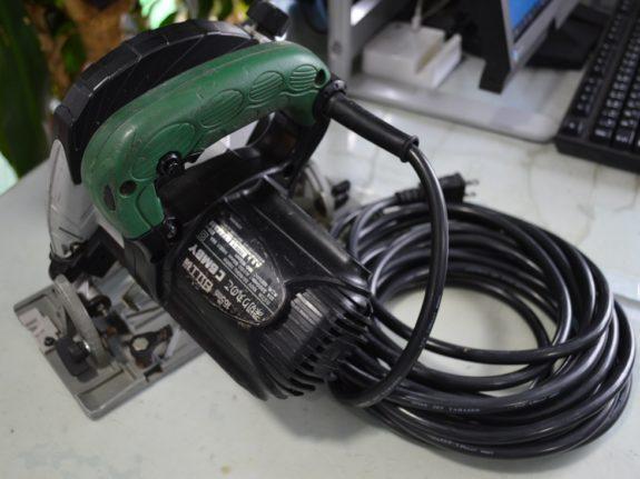 HIKOKI C6MBYA(AG)フッ素ベース仕様 165mm 丸ノコ
