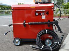 【売却済!】スーパー工業 温水型  高圧洗浄機 SAR-1315VN-1[200V】